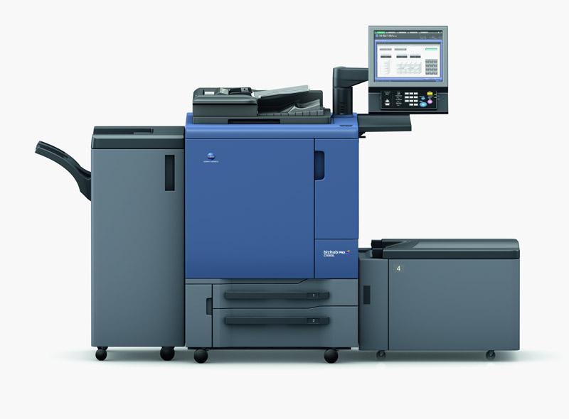 drukarka laserowa, prasa laserowa anc