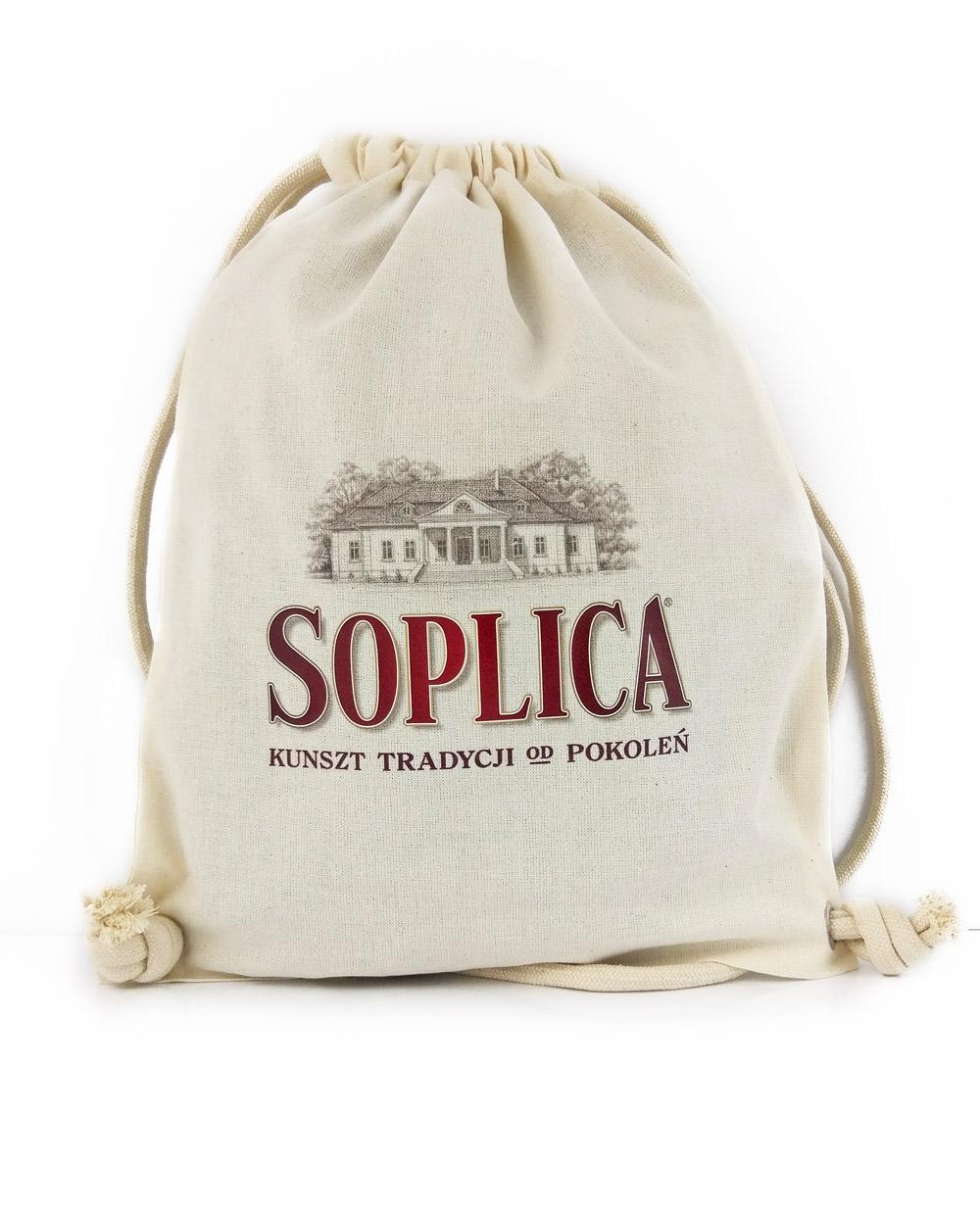 druk na bawełnie, drukowanie toreb na sznurek, druk na bawełnianej materiałowej torbie na ramie