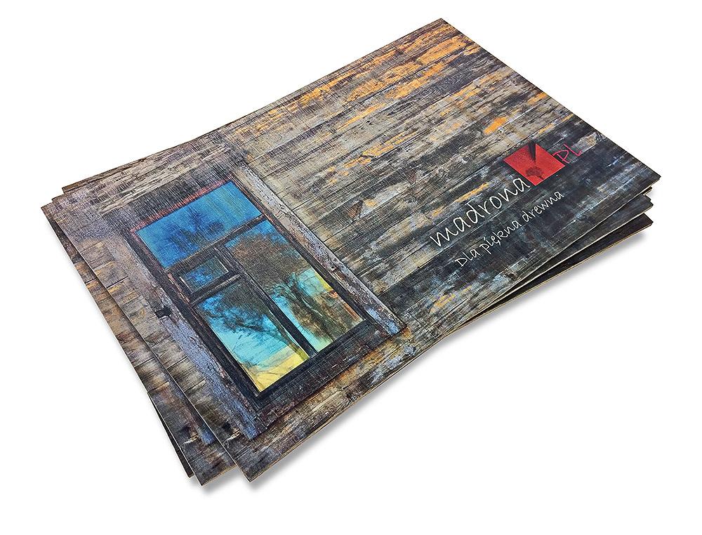druk na drewnie, drewniane kalendarze anc