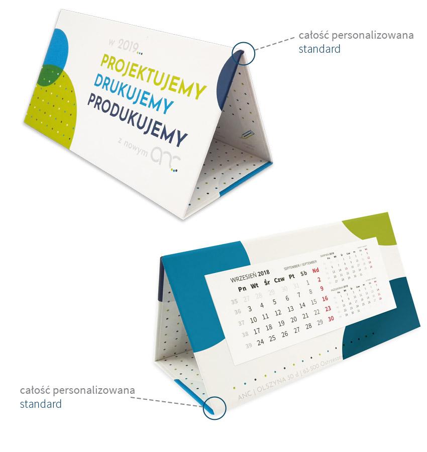 kalendarz piramidka 2019 firmowy