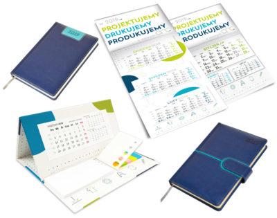 oferta na kalendarze anc drukarnia ostrzeszów, firmowe kalendarze, książkowe piramidki, jedno i trójdzielne