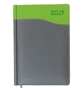 kalendarz książkowy 2019 firmowy