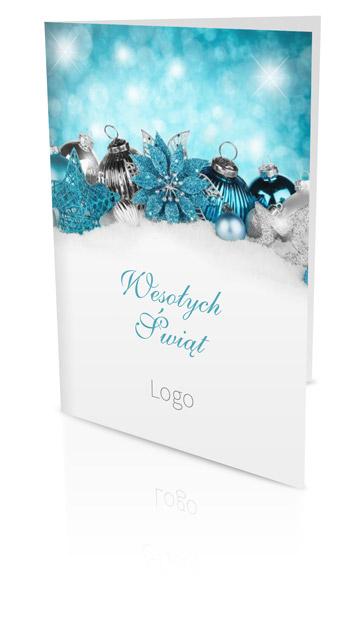 firmowe kartki świąteczne