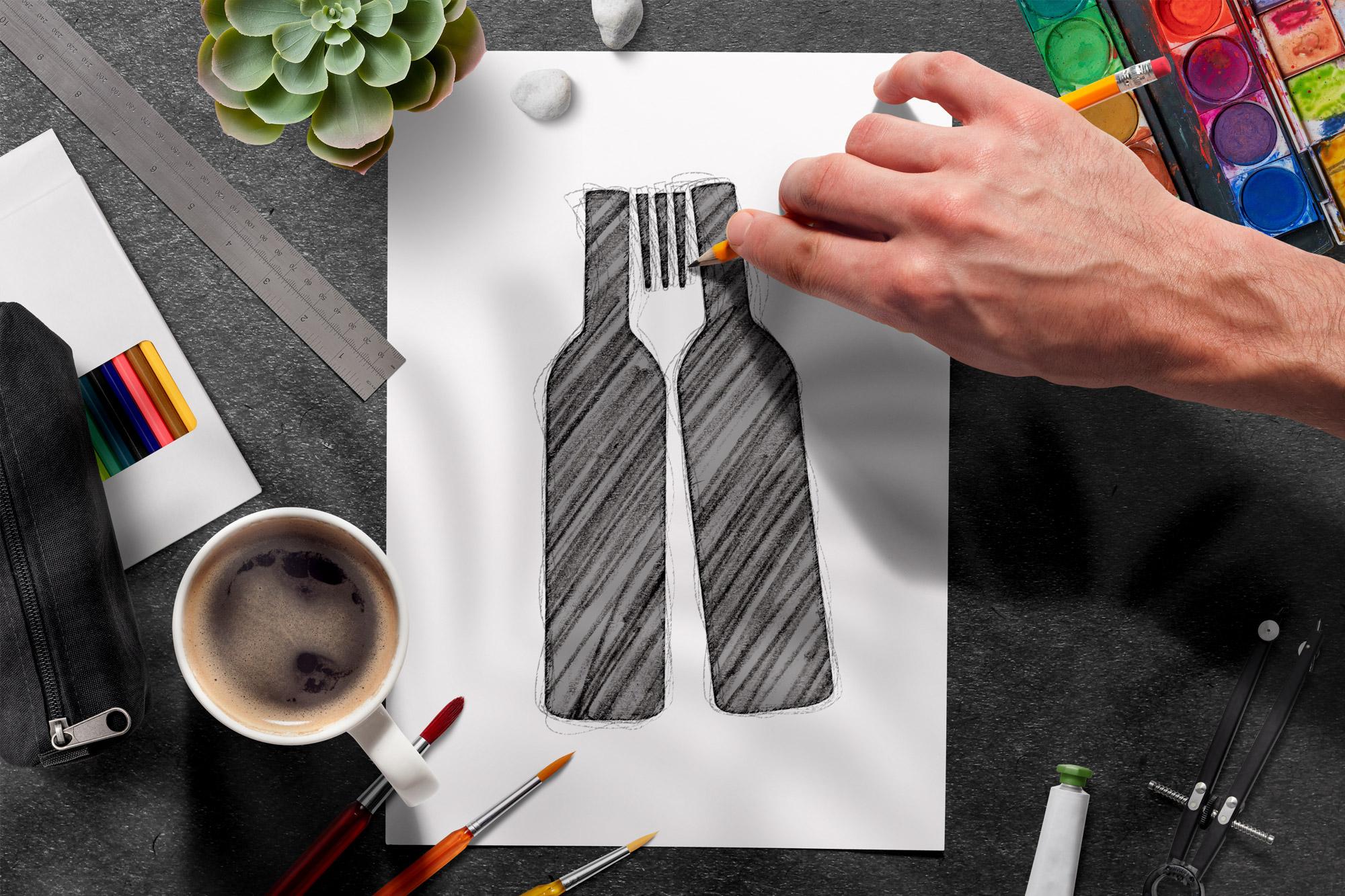 Rysowanie logo